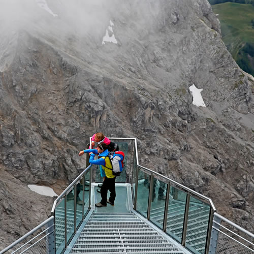 Skywalk am Dachstein